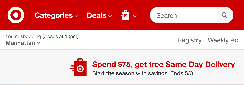 Target Geotargeted ads