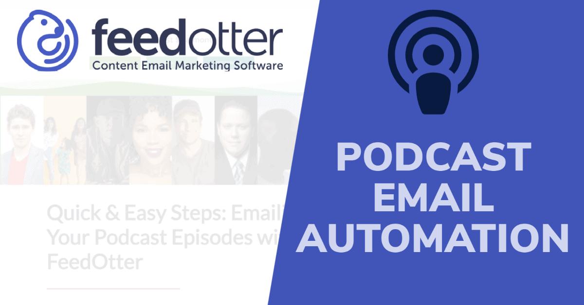 Eloqua Podcast email automation